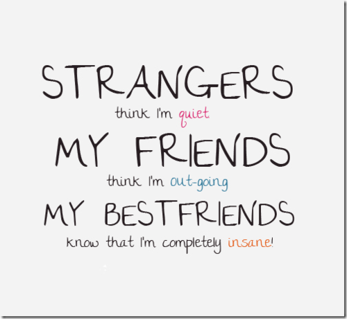 Quotes Friendship Cool  Quotes