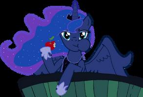 Luna - Problem? by MyLittleFlash