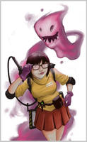 Velma Buster by DeadKittens001
