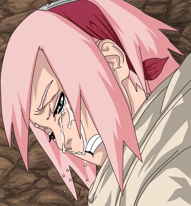 Naruto 484 - Sakura by Shinjuuki