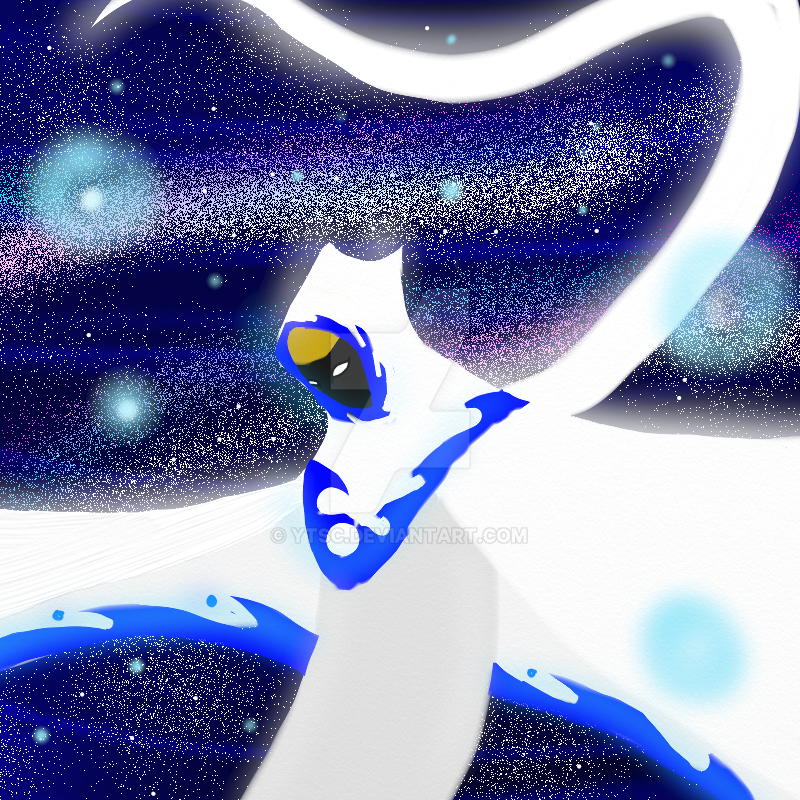 starry sky flight by YTSC