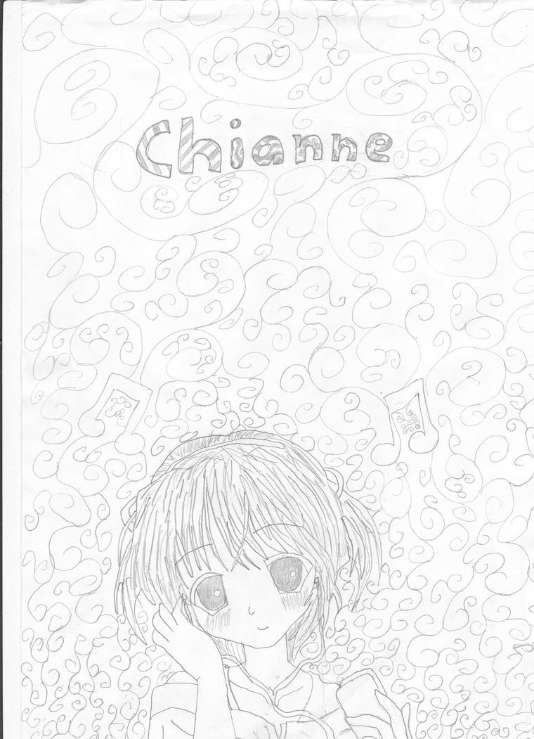 chianne by likemydrawingsplease