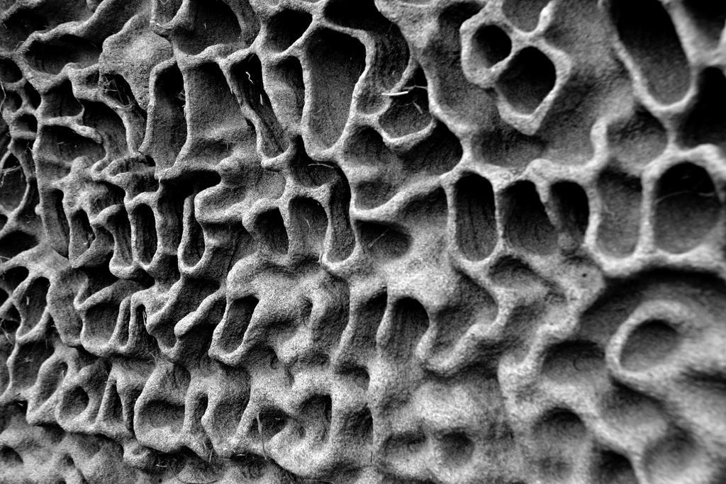 Eroded Grave Writing by BlueshinePhotography