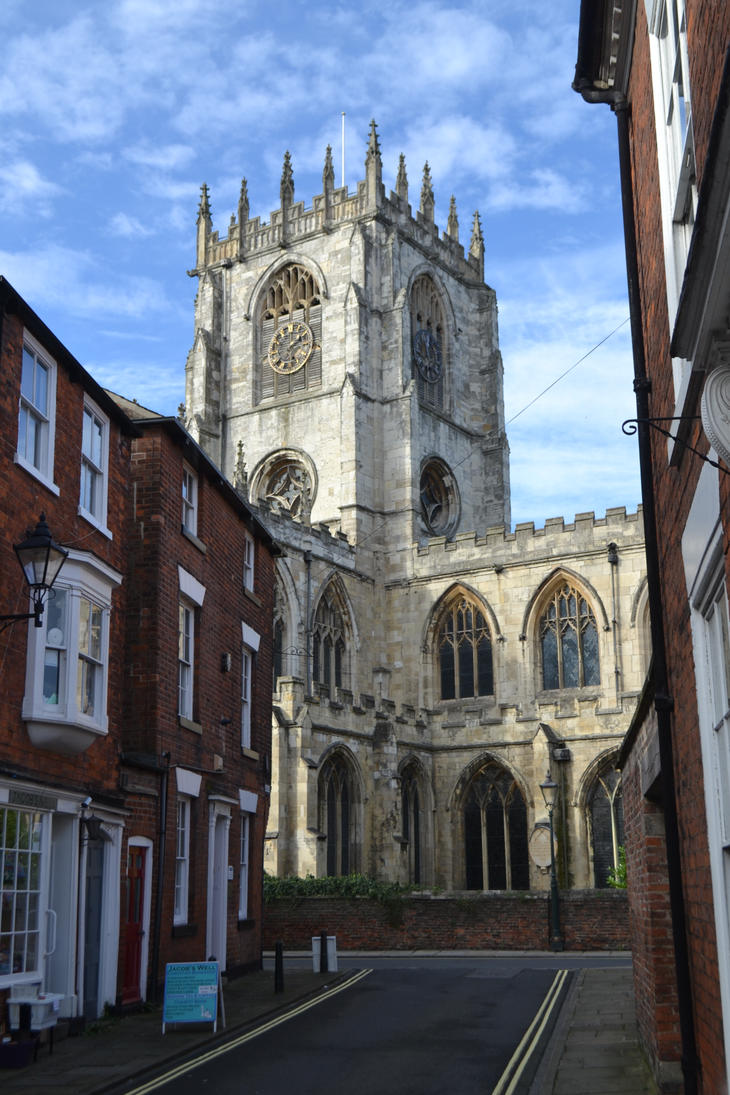 St. Mary's Church - Beverley by BlueshinePhotography