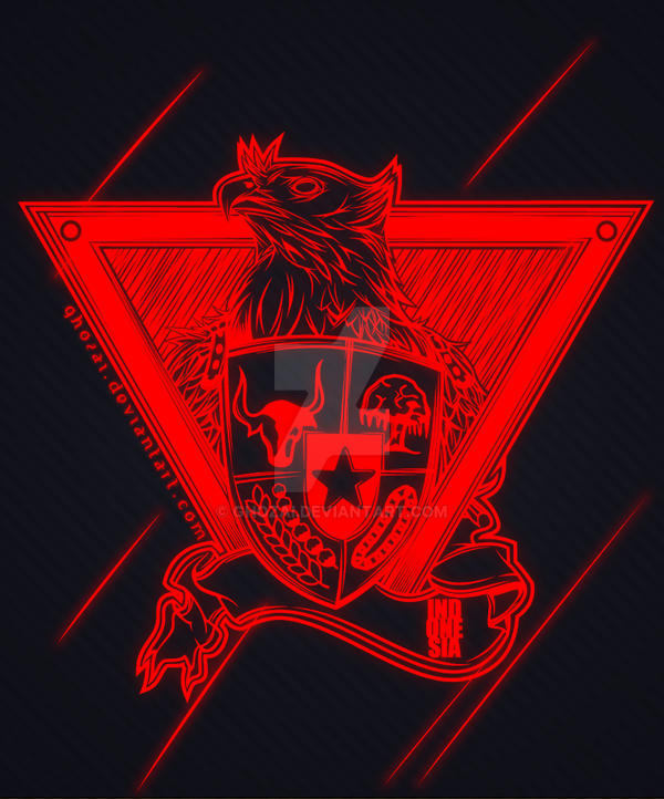 garuda merah by ghozai on deviantart