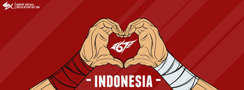 Indonesia Independence day! by ghozai