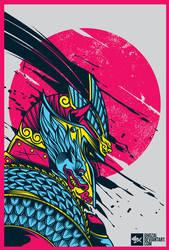dragon slayer by ghozai