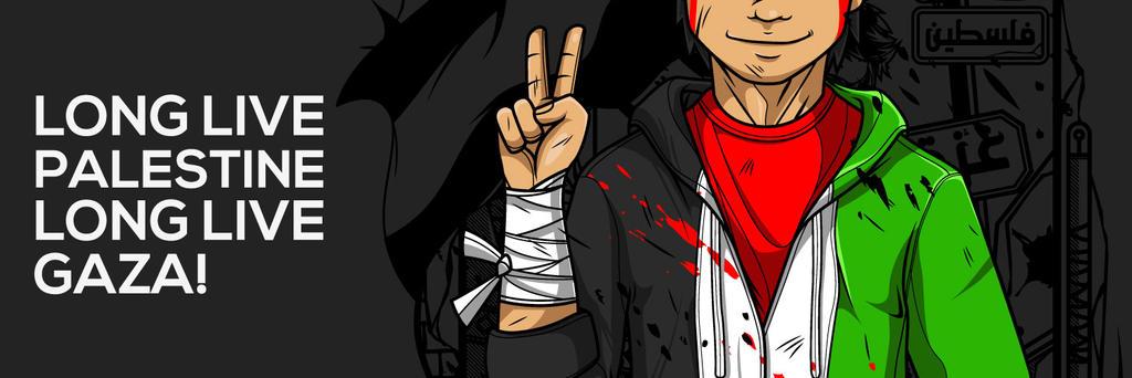 Long Live Palestine,Long Live Gaza