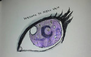 The Eye of Night Vale (reuploaded)