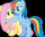 FlutterDash hug