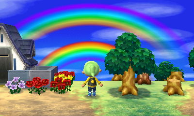 Double Rainbow in OmegaTo XD by DarkusDialga