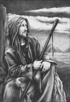 The Wanderer by Leliumoj