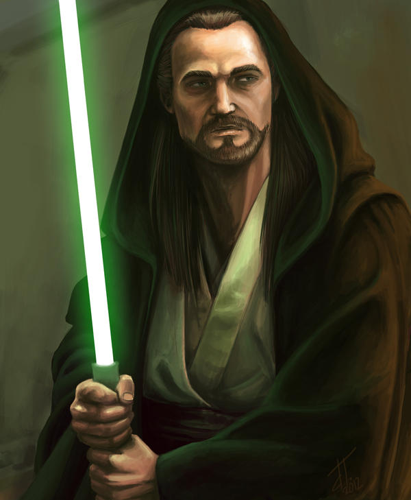Jedi Master by Leliumoj on DeviantArt