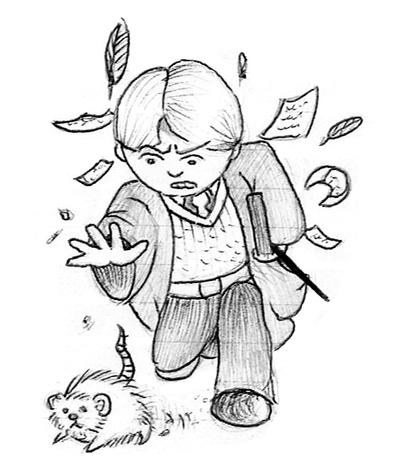 Come Back Here! by MakingPicsSlowly
