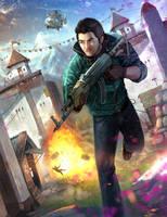 Far Cry 4. Ajay Ghale! by MakingPicsSlowly