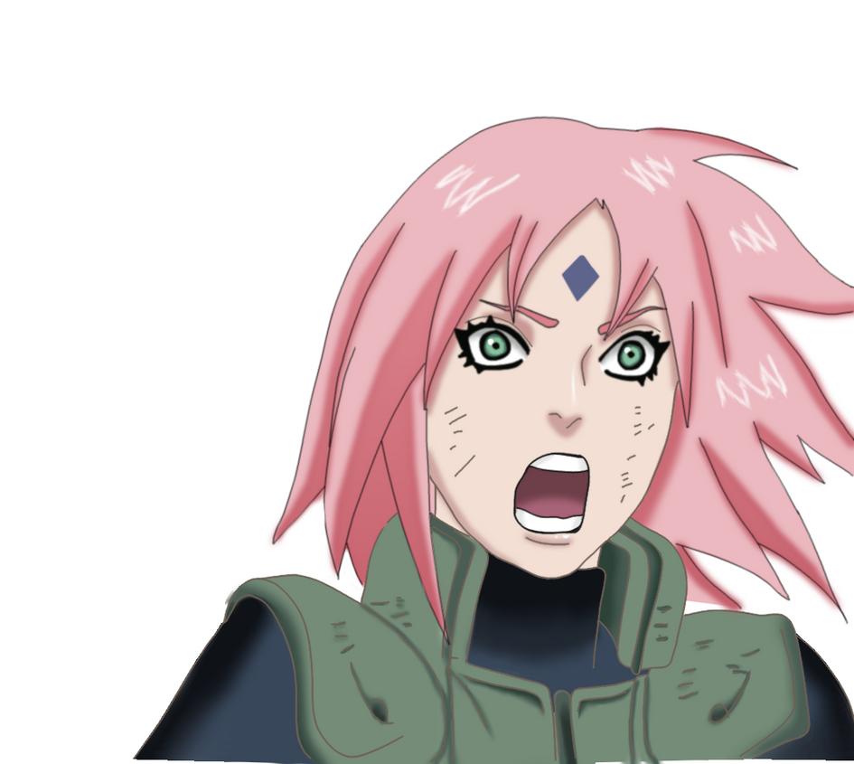 Sakura Shippuden War Sakura Haruno War vers...