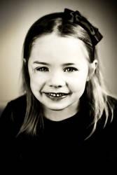 Little girl 2 by Treke