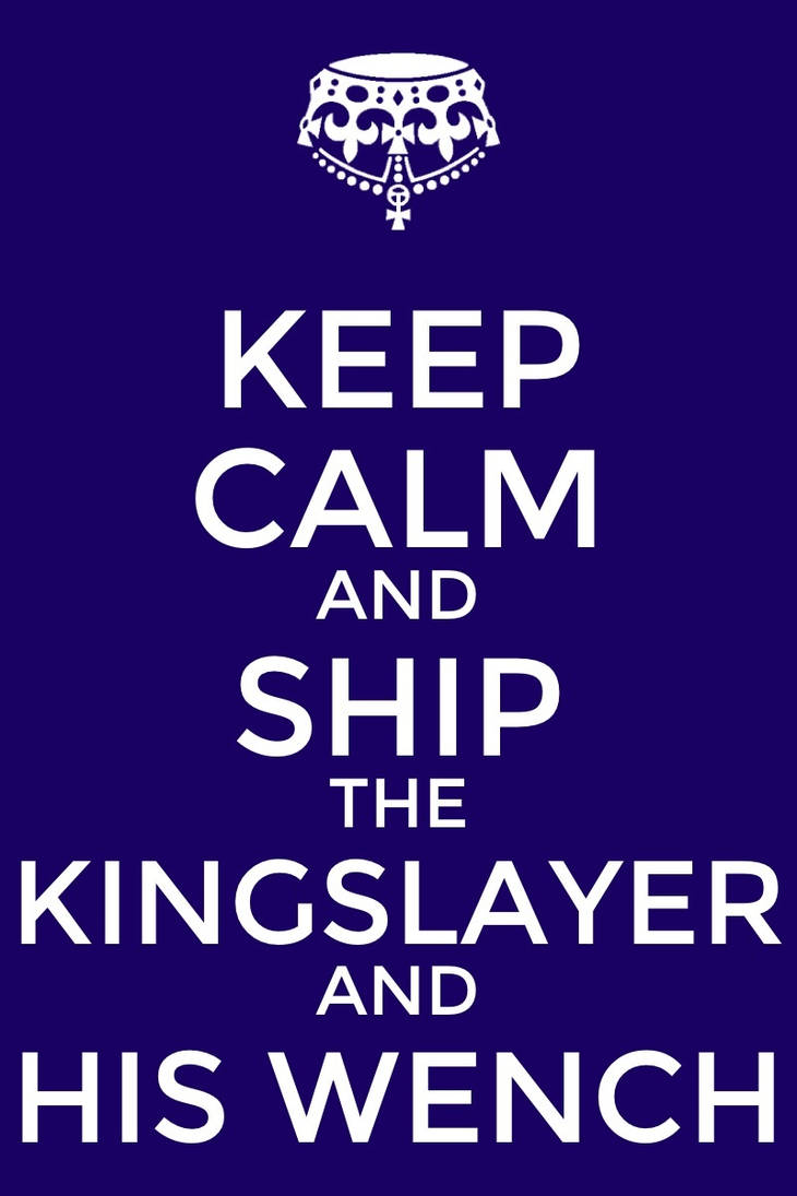 Keep Calm Poster 1 by effulgentgirl