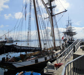 Hermione Port de Brest 2019