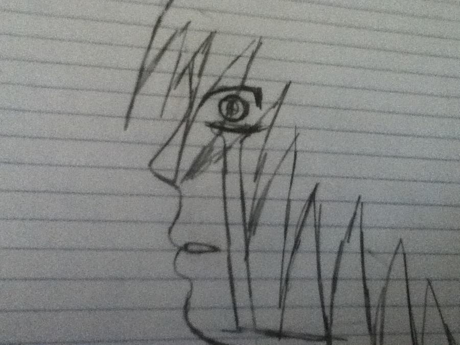 Anime Guy Crying By Kawaiitenshi33 On Deviantart