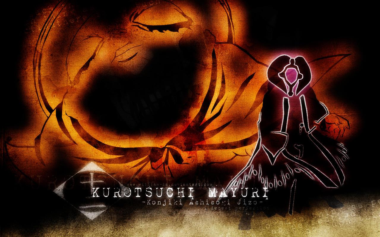 Kurotsuchi Mayuri - Bankai by WilliaM-DN on deviantART