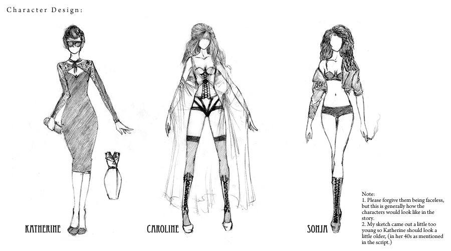 Character Design For Comics : Character design comics by oro snake on deviantart