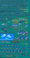 SPA Sonic sheet
