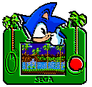 LCD Sonic the hedgehog game by PicsAndPixels