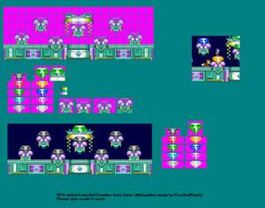 SPA emerald chamber