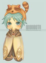 Wizard Minamato by jennui