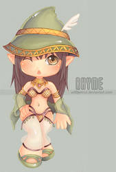 Gypsy Rhyme
