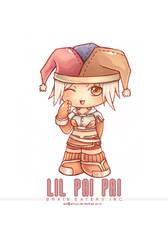 Baby Hunter Lil Pai Pai by jennui
