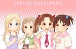 Ichigo Mashimaro Flavoured