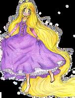 Rapunzel by luigipony