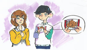 Ikuyo Precure-Valentines