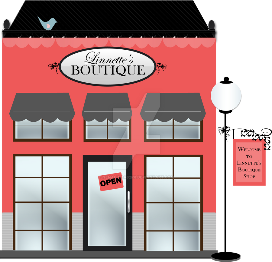 Boutique Shop Clipart by nenalinda82pr on DeviantArt