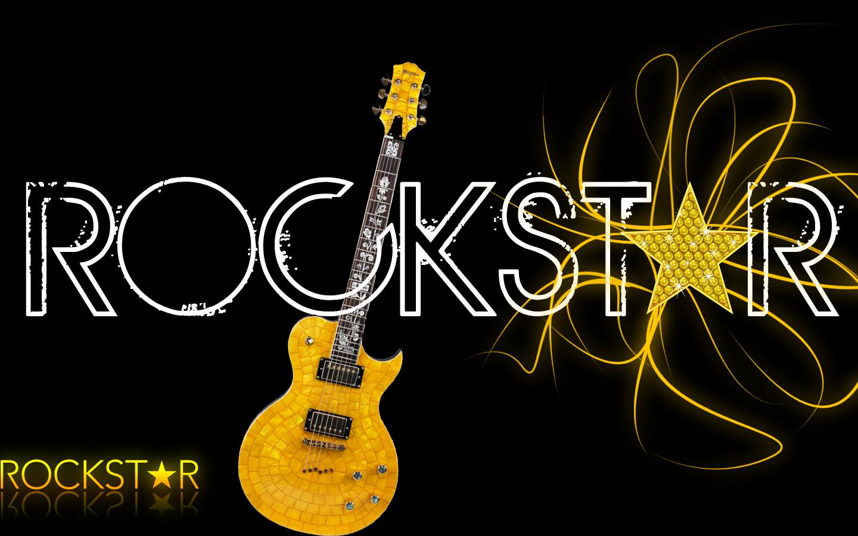 Rockstar Guitar By Tedyshor On DeviantArt