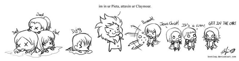 Claymore: in ur Pieta. by Bootleg