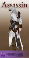 Assassin's creed I  Altair by MasterAmin
