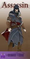 Assassin's creed Revelations - Ezio by MasterAmin
