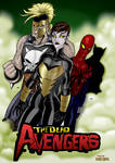 DEAD AVENGERS ISSUE 1-the Boo