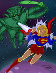 Supergirl 3 by Rogelioroman