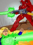 Supergirl2q by Rogelioroman