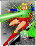 Supergirl0 by Rogelioroman