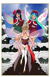 I Wish You a Fairy Christmas by Shoxxe
