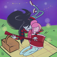 Best Picnic In Ooo by LouderOW