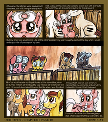 Our Town - 1:10 by cosmocatcrafts