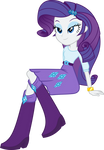 Rarity is watching at you
