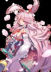 Transparent PNG - Yae Sakura (Honkai Impact 3rd)