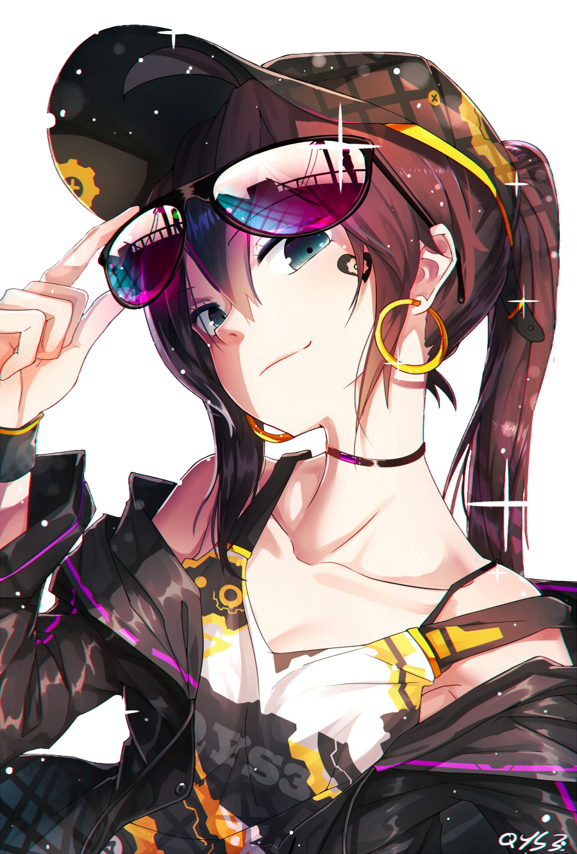 Transparent Png Cute Anime Girl By Anastasiya V On Deviantart